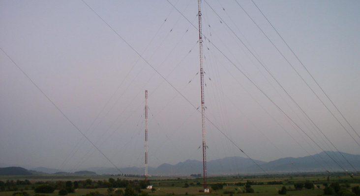 cele două antene