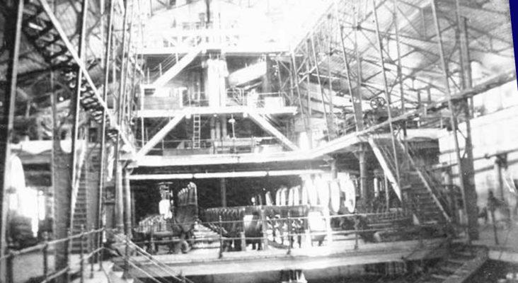 Interior fabrică