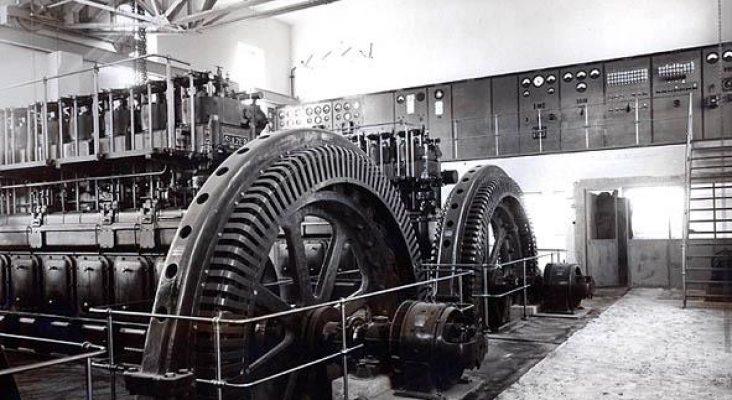 dinamuri vechi ce asigurau energia electrică